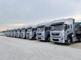 Dongfeng Motor accelerates hydrogen trucks development