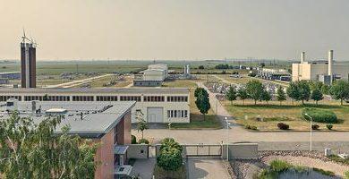 Bad Lauchstadt Energy Park hydrogen funding