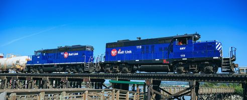 Consortium to convert British Columbia diesel locomotive to hydrogen