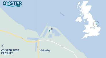 EU Oyster Consortium selects Grimsby for marinised electrolyser project