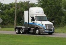 Hyzon to supply 500 hydrogen trucks to Hongyun inn China
