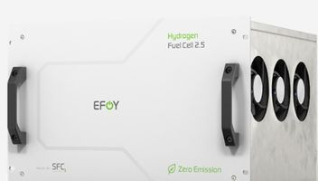SFC Energy to cooperate on hydrogen and fuel cells in India