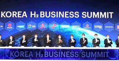 South Korea leading companies launch Hydrogen Council