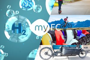myFC to cooperate on fuel cell bicycle with a Japanese company