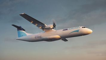 ASL Aviation, Universal Hydrogen to convert ATR 72 cargo aircraft to hydrogen