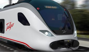 Ballard to power Talgo trains
