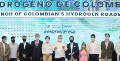 Colombia publishes hydrogen roadmap