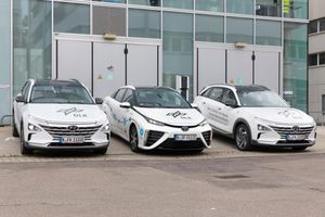 Germany tests hydrogen-powered cars as mobile power plants