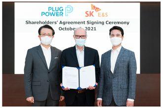 Plug Power and SK E&S to build Gigafactory