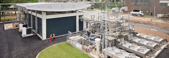 Refhyne II Consortium secures €32M CINEA grant for 100MW project