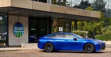 Snam, Toyota and CaetanoBus partner for hydrogen mobility