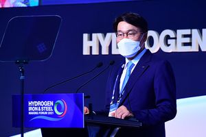 Steel industry discusses hydrogen role carbon neutrality