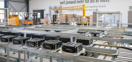 Tesvolt to supply battery storage system for green hydrogen production projects